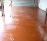 betony - barevný vsyp - Velká Bystřice