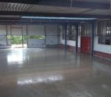 betony - Klíčany - hala Trix