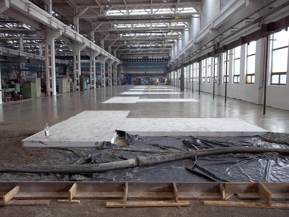 Machine Polished Concrete Slabs Concrete Floors Our