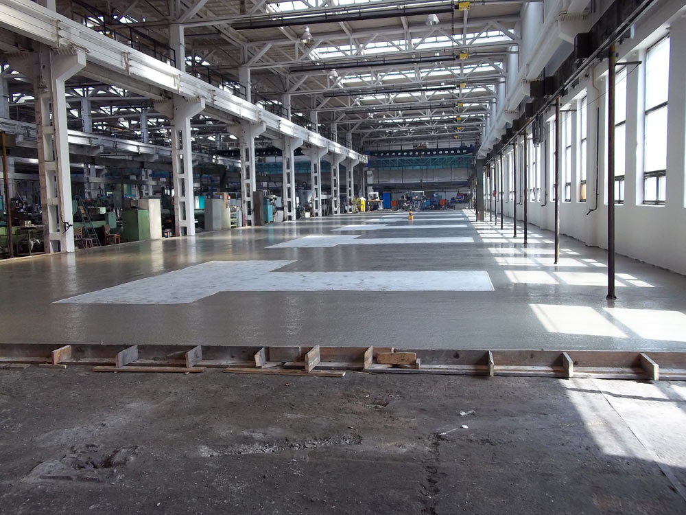 Machine Polished Concrete Slabs Concrete Floors Our
