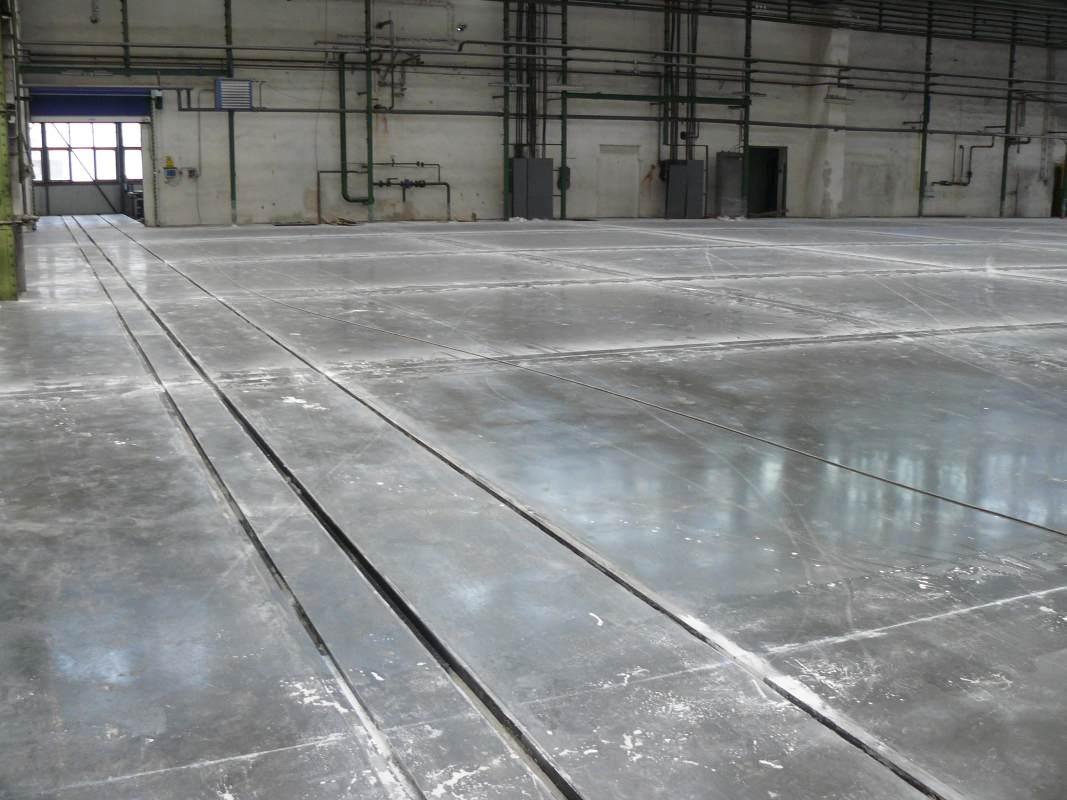 Reinforced Concrete Slab : Fibre reinforced concrete floors our services