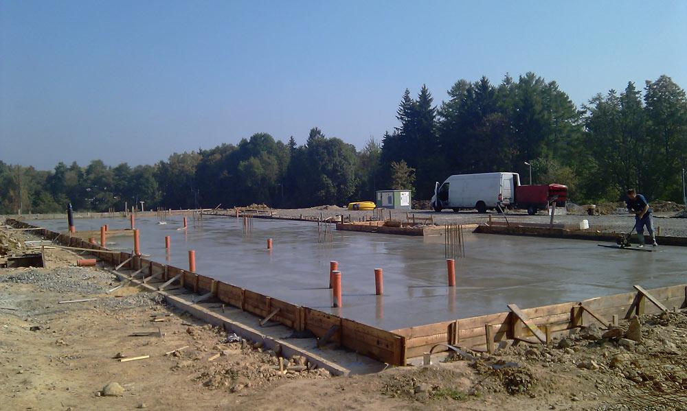 Blinding Concretes Concrete Floors Our Services