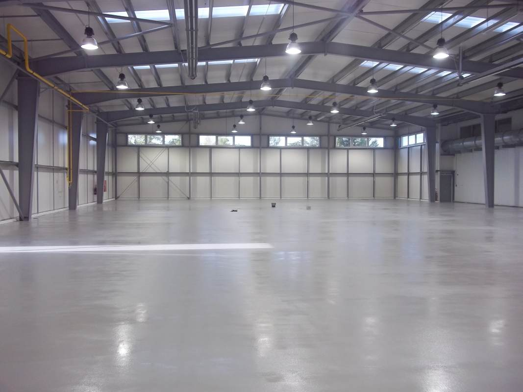 Epoxy Resin Floor Systems